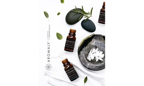Guide de l'aromathérapie par Aromaly